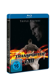 The Transporter 1-3 (Blu-ray)