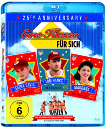 A League Of Their Own (1992) (25th Anniversary Edition) (Blu-ray)
