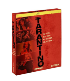 Tarantino Collection (Blu-ray)