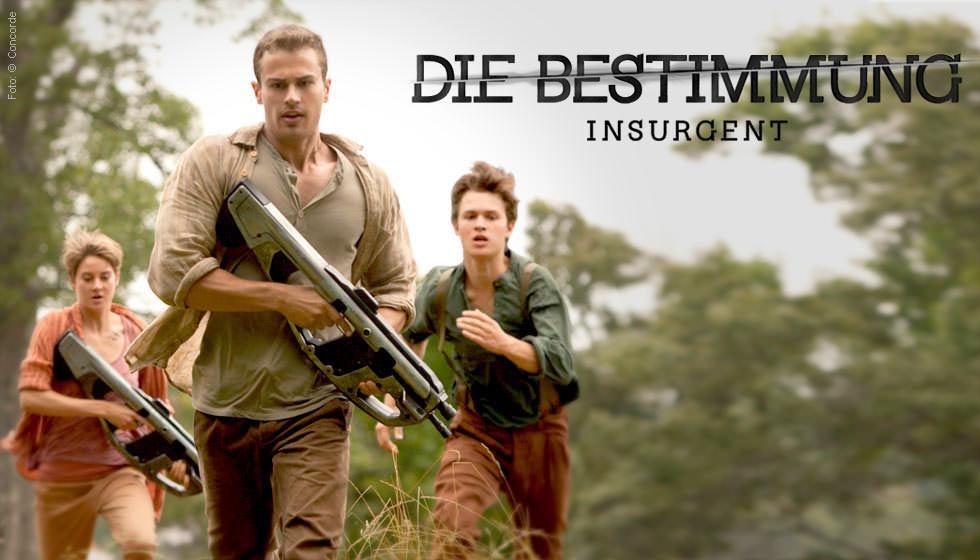 Insurgent (3D Blu-ray)