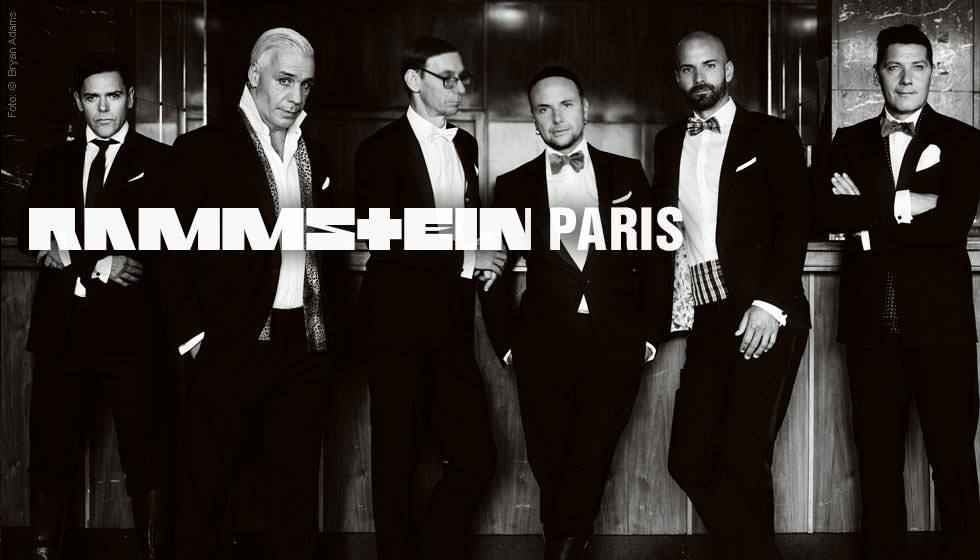 Rammstein: Parijs