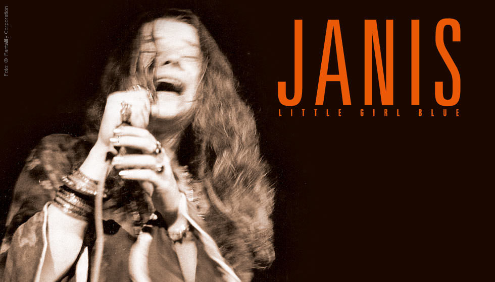 Janis - Little Girl Blue (OmU)