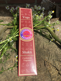 Wierook Yoga Shakti