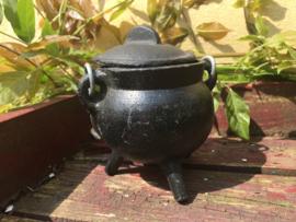 Cauldron M/ heksenketeltje M