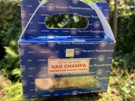 Backflow kegeltjes Nag Champa
