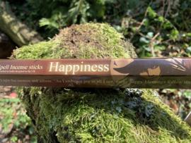 Wierook Happiness door Lisa Parker