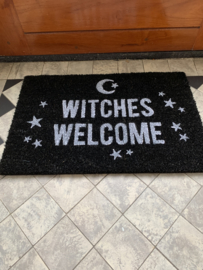 Deurmat Witches Welcome
