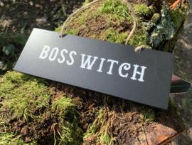 Hanger 'Boss Witch'