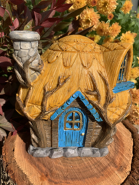Wierook houder 'Buttercup cottage'
