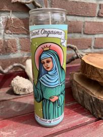 Saint Orgasma kaars