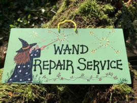 Hangbordje Wand repair service