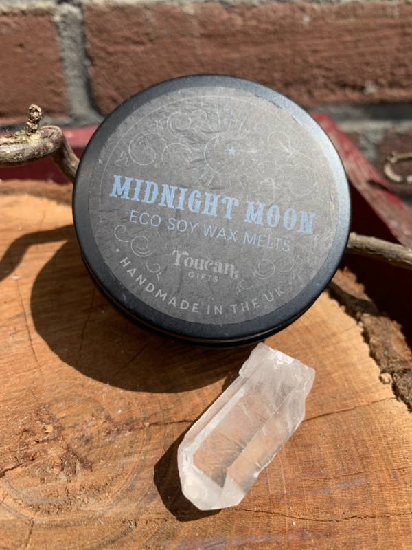 Soy wax melts Midnight Moon