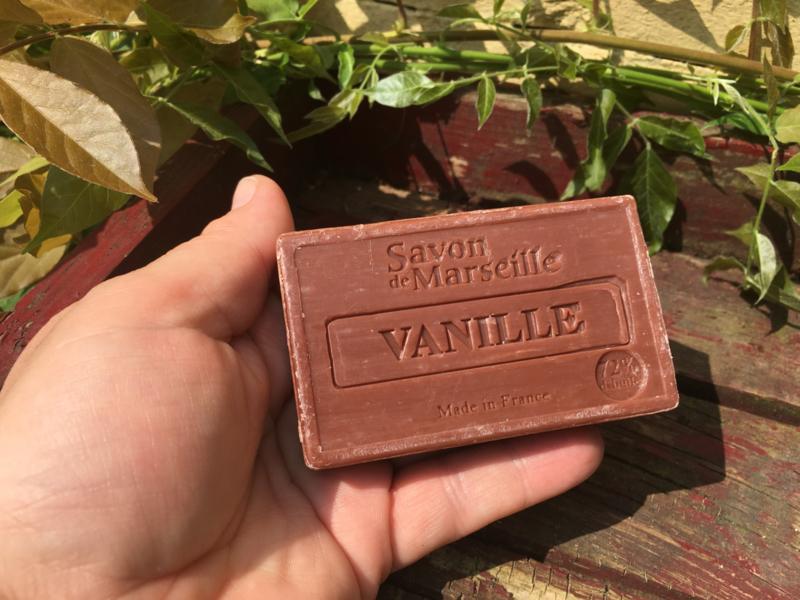 Natuurlijke Marseille zeep Vanille