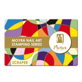 Moyra Scraper 4 Coloured