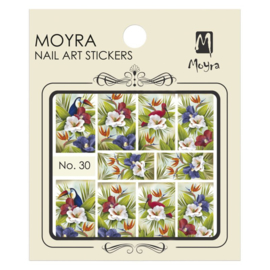 Moyra Waterdecal no 30