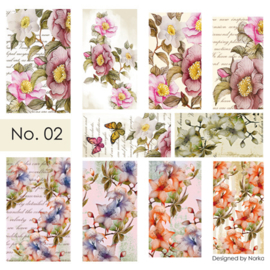Moyra Nail stickers Waterdecals 02