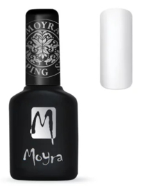 Moyra Foil Polish For Stamping fp02 White