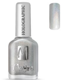 Moyra effect polish Holographic