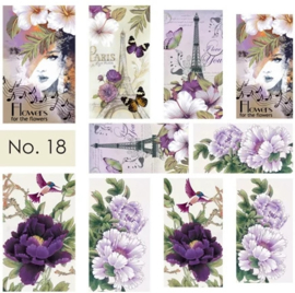 Moyra Nail stickers Waterdecals 18