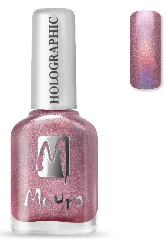 Moyra Nail Polish Holographic 256 Orion