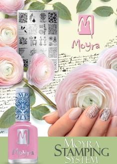 Moyra Poster White Roses
