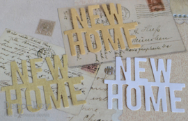 Sticker New Home
