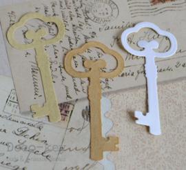 Sticker sleutel