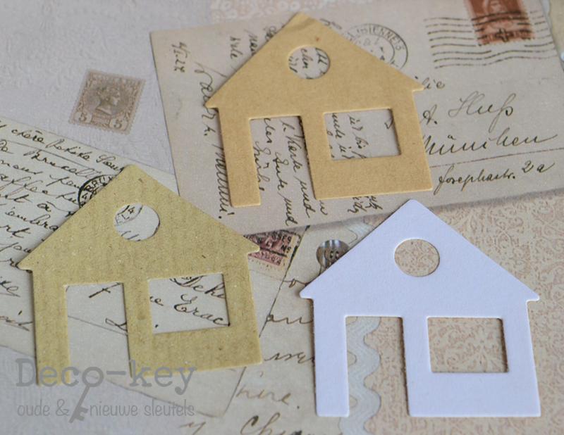 Sticker huis
