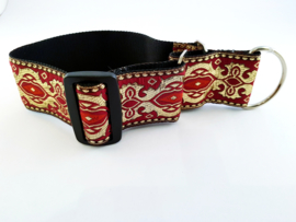 Martingale halsband '1001 nacht', 5cm breed