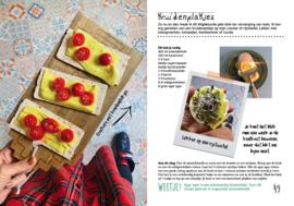kookboek 'Mam wil je dit vaker maken? VEGAN'