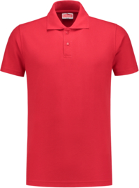Luxe Workman polo rood 8103