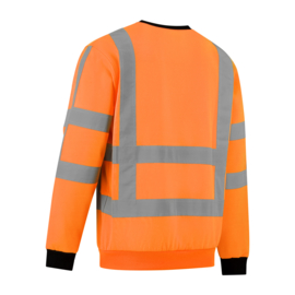 Sweater Oranje RWS Reflectie