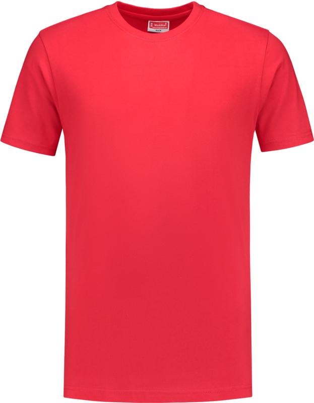 WM Heavy Duty t-shirt rood