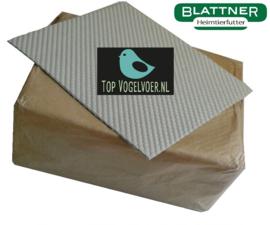 Honingraat bodempapier 53cm x 27cm 25st (Einlegepapier für Zuchtkäfig 55x31x34 (Maß: 530 x 270 mm)