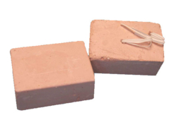 Kalkblok groot 1 stuk (Englische Picksteine groß)