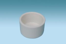 Kunststof Water / Voerbakje rond 5cm (Futter u.Wassernapf rund 5 cm)