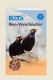 Claus Beo Softfood 1kg (claus Beo-Weichfutter)