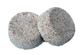 Mineraalblok Middel/Fijn (Mineral-Block, mittel, fein)