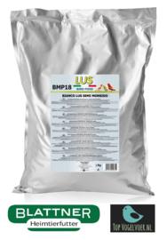 LUS BMP18 Bianco Pâtée Aux Oeufs 18% Protéine 1kg (Lus Bianco Semi-Morbido BMP18)