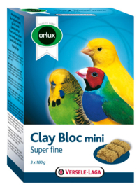Kleiblok Mini 540gram (Clay Block mini)