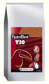 Versele-Laga Nutribird T20 Toucan Breed 10kg (T20 NutriBird für Tukane, Fruchttauben u.ä. )