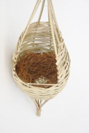 Nestkorf klein half open (Exotenkörbchen halboffen klein)