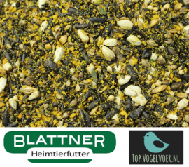 Blattner Eivoer + Germix Putter All in one 2,5kg (Germix Stieglitz gelb - All-in-one)