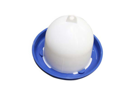 Drinkfontain 3 liter Plastic (Geflügeltränke 3 Liter Kunststoff)