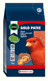 Versele-Laga Gold Patee for Red Canaries 1kg (Orlux Gold Patee rot)