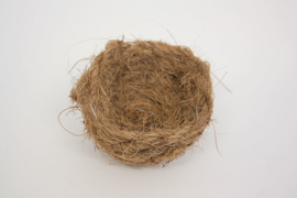 Coco Fibre Nest Inlay Ø 10-11cm (Nesteinleger Kokos 10-11 cm)