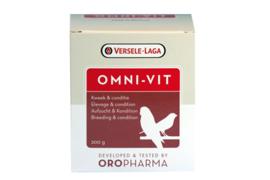 Versele-Laga Omni-Vit Breed & Condition 200gram (Omni-Vit 200 g)