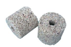 Mineraalblok Groot Grof (Mineral-Block, groß, grob)