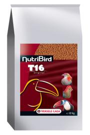 Nutribird T16 Toekan Rust 10kg (T16 NutriBird für Tukane, Fruchttauben u.ä. )