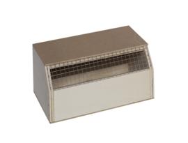 Transport Box Wood 25cm x 20cm x 12cm (Versandkiste 25 x 20 x 12 cm einteilig)